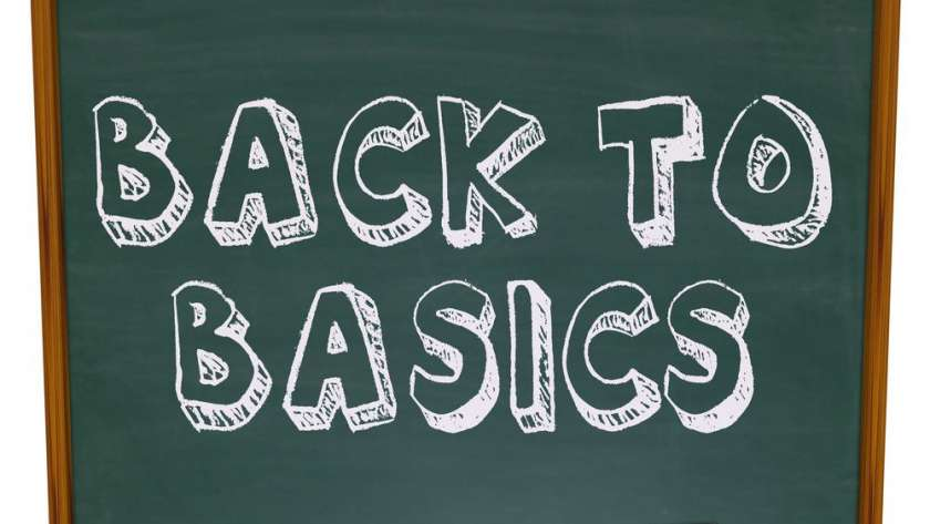 Back to Basics (a challenge)